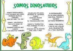 proyecto los dinosaurios educacion infantil - Buscar con Google