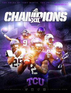 TCU 2014 Football Champions