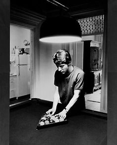 Dustin Hoffman, Chilling at Home