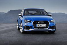 Meer vermogen voor vernieuwde Audi RS3 Sportback