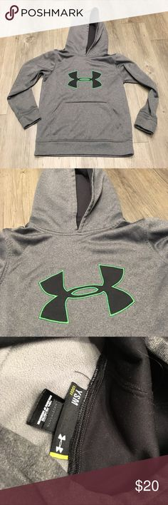 Youth Under Armour Sweatshirt Under Armour sweatshirts, size small. Boys. Excellent condition Under Armour Shirts & Tops