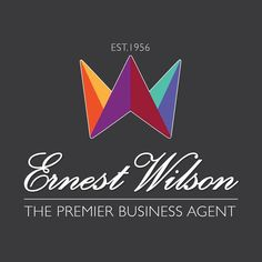 """Marketing Agency on Instagram: """"A recent project - transforming the image of #ErnestWilson 🏘 The new #logo brings a fresh approach, but is based around the existing logo…"""" Hollywood, Bring It On, Fresh, Marketing, Logo, Projects, Image, Instagram, Log Projects"""