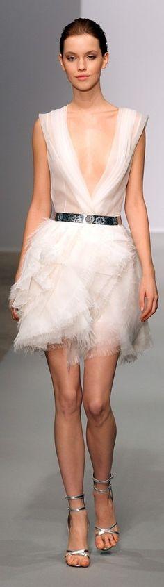 Christophe Josse Haute Couture S/S 2011 Paris