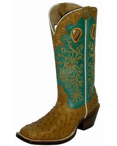 These boots are amazing. Must click on the full view to really appreciate all of the embroidery and details.