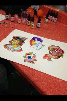 Viddy well - A Clockwork Orange tattoo ideas