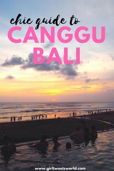 Chic things to do in Canggu: Bali travel guide