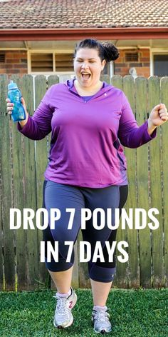 DROP 7 POUNDS IN 7 DAYS