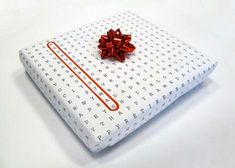 Crossword puzzle wrapping paper works for any occasion. Use free Puzzlemaker on Discovery Education. Designs & Ideas on Dornob.