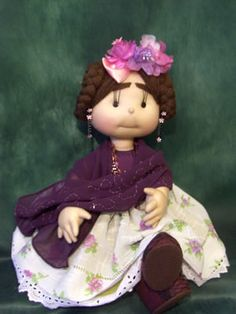 Bonecas da Ilma - Frida Khalo