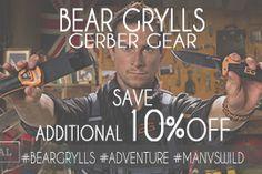 Gerber Gear Bear Grylls - Get Additional 10% OFF on SafetyKart.