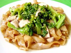 Pork Sticky Noodles   another one of my kids favorites