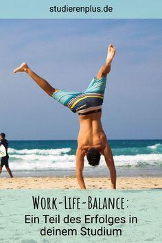 Eine Work-Life-Balance ist immer von Bedeutung. Nicht nur im Berufsleben sondern auch im Studium. Nicht umsonst leiden immer mehr Studenten unter Burnout. Wenn man mit Anfang 20 schon ausgebrannt ist, wie soll man da 40 Jahre Vollzeitjob, Failiengründung, etc. überstehen? Deshalb müssen wir uns lieber heute als morgen mit unserer Work Life Balance beschäftigen. Luisa hat sich folgende Gedanken über ihre Work-Life Balance gemacht. #worklifebalance #studium #studieren Work Life Balance, Leiden, 40 Years, Students, Career, Mornings, Thoughts