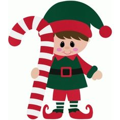 Silhouette Design Store - Search Designs : christmas elves