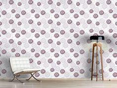 Design #Tapete Romantisch