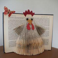 D co avec des livres voici 28 id es pour vous inspirer - Pliage de livre tuto ...
