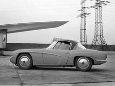 FSO Syrena Sport prototype of Car Polish, Welcome To The Party, Car Ins, Sport Cars, Old Cars, Concept Cars, Classic Cars, Automobile, Deco