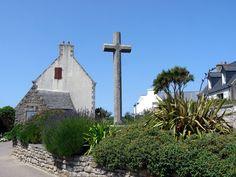Atlas des croix et calvaires du Finistère - Commune de l'Ile de Batz