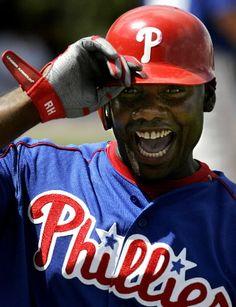 Ryan Howard. Philadelphia Phillies.