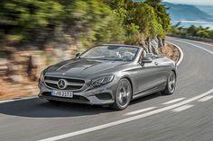 New #Mercedes #S-Klasse Cabrio comming soon
