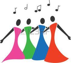 %C5%9Bpiew%3A+Kobieta+Barbershop+Quartet+%C5%9Bpiewa%C4%87+w+kolorowe+stroje.