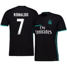 c62e5d6f13c6d Men 7 Cristiano Ronaldo Jersey Soccer Real Madrid Jersey 2018 LaLiga