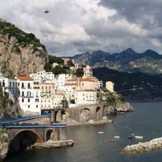 travel plan, beauti amalfi, amalfi coast, itali 2012