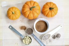 IPumpkin Pie Spice Mix -- make it at home with spices you probably have on hand! by The Fountain Avenue Kitchen