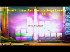 Pet Rescue Saga Level 60 No Boosters http://www.youtube.com/watch?v=Vc963YDyh0w&list=PL9cVVe2gUv4tQcGvZaNcGJUD3Lw3tA0MZ
