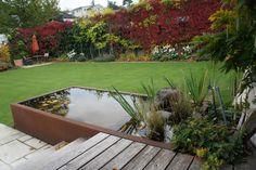 Garten P, Perchtoldsdorf | Landschaftsarchitektur Schmidt Rennhofer Schmidt, Outdoor Decor, Plants, 1, Home Decor, Plunge Pool, Landscape Diagram, Door Entry, Lawn And Garden