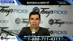 Buffalo Bulls vs. Kent St Golden Flashes Free NCAA Football Picks and Pr...