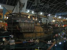 All sizes | Pirate ship, via Flickr.