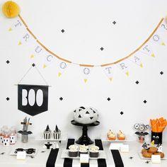 Ideas para decorar en Halloween ¡que no dan miedo! | Blog de BabyCenter