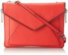 Rebecca Minkoff Marlowe Mini Cross Body Bag,Hot Red,One Size Rebecca Minkoff, To SEE or BUY Just CLICK on AMAZON right HERE http://www.amazon.com/dp/B00HB1PLQY/ref=cm_sw_r_pi_dp_nWOdtb1CHEWJ5N10