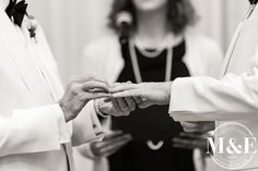 Same sex marriage, rings, vows, union station, downtown wedding, kansas city wedding photography