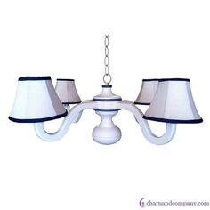 Cole Spindle Chandelier   Jack and Jill Boutique