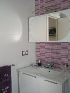 Nuestros baños pequeños (pág. 3) | Decorar tu casa es facilisimo.com