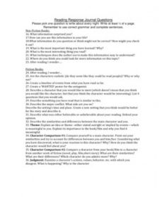 1000 Images About Reader Response Letter On Pinterest