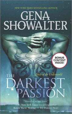 New York Times bestselling author Gena Showalter returns with another sizzling installment of the Lords of the Underworld series as Aeron, keeper of the demon of Wrath, finally meets his match For wee