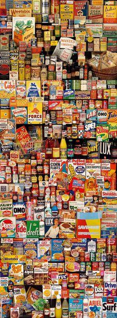 Food Stuff 1940s,50s,60s,70s