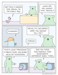 Poorly Drawn Lines – News of Inventions
