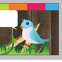 Design & Code: Recent Tweets Widget - Photoshop Tutorial - Pxleyes.com