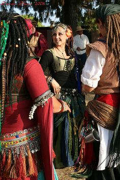 Oojahm Tribal Belly Dance