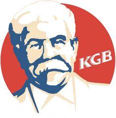 KGB Koszulka Męska