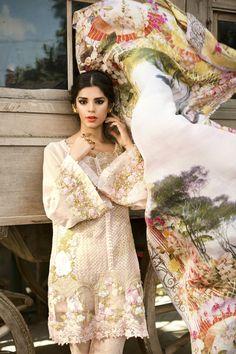Pakistani fashion : allthingspakcelebs:   Sanam Saeed for Saira...