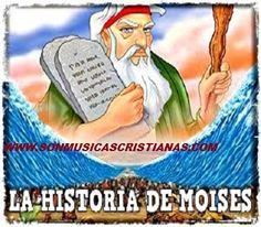 Caricaturas Cristianas – La Historia De Moises | Películas Cristianas