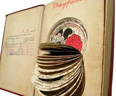 Amazing altered book