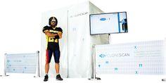 Sicnova digitalizará en 3D a todos los habitantes de un pueblo de Jaén