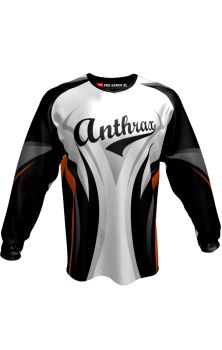 Anthrax Sportswear is a brand specializing in making Paintball Jerseys and technical performance clothing. Premium quality fitness and MMA clothing. Mma Clothing, Paintball, Motorcycle Jacket, Sportswear, Swimwear, Jackets, Men, Clothes, Fashion
