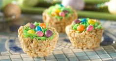 Making Easter Baskets: Robins Eggs Nest Easter Treats and $4/4 Kellogg's Cereal Printable Coupon Reset