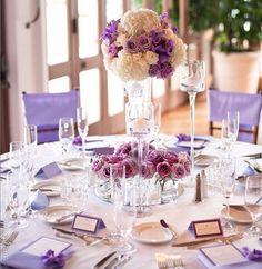 Cómo escoger la mantelería del banquete www.webnovias.com/blog